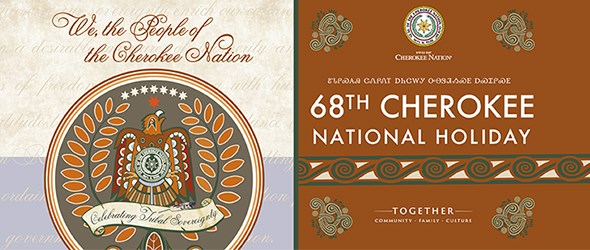 Cherokee National Holiday