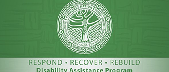 Respond Recover and Rebuild Disability Assistance Program